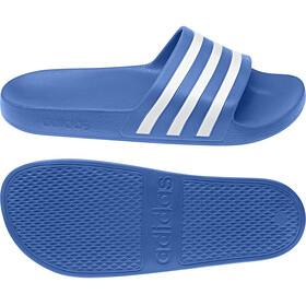adidas Adilette Aqua Sandals Men true blue/ftwr white/true blue